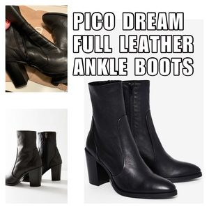 Urban Outfitters Pico Dream leather ankle boots